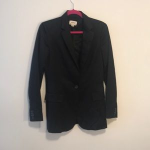 Wilfred long black blazer sz 6
